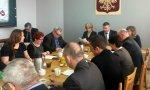 XXV Sesja Rady Gminy Niedźwiada
